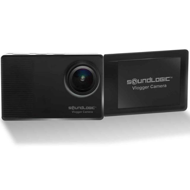 Soundlogic Vlog- Kamera