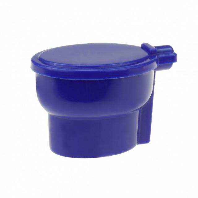 10-582670, Pups-Schleim in Toilette / WC, Erzeugt bei Gebrauch