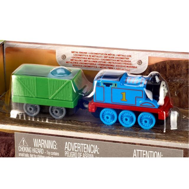 28-540376, Fisher-Price Lokomotive Thomas und Freunde, mit Waggon, Kugel, Schienen und Turm
