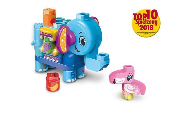 Vtech 80-604704 BlaBlaBlocks - Elefant
