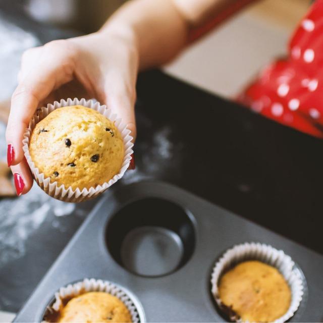 Muffinförmchen 12er Blech