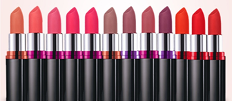 Maybelline Kosmetik Lippenstifte (Lipsticks)