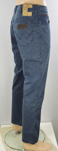 Wrangler Texas Stretch Jeans Hose Regular Fit Zip Fly Jeans Hosen 8-1206