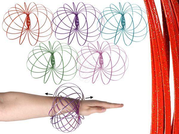 Magic Ring Spirale glitter