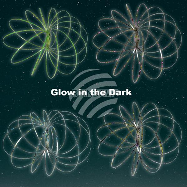 Magic Ring Spirale glow in the dark