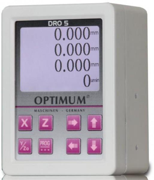 DRO 5 - Digitale Positionsanzeige - Stürmer