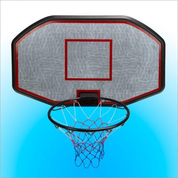 Basketballkorb / Basketballbrett XXL 109x71x59,5 cm