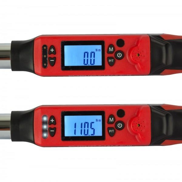 Digitaler Drehmomentschlüssel 1/2 40 - 200 Nm