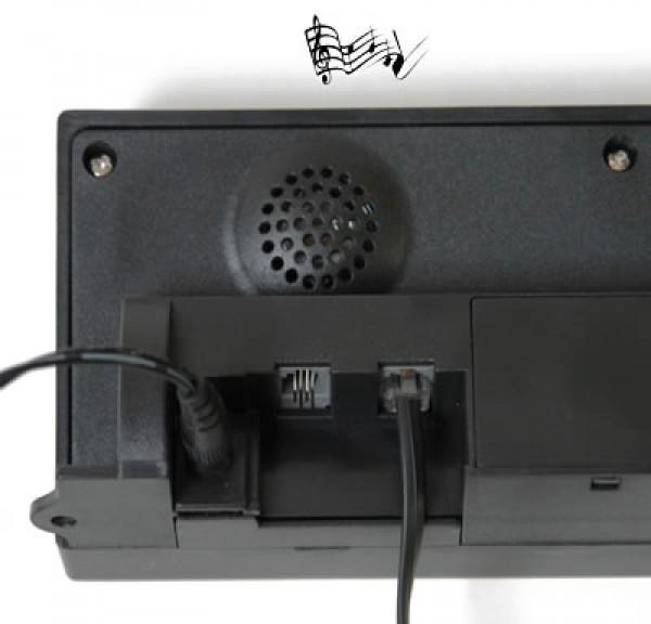 Elektrischer Torzähler für Tischkicker ohne Netzteil