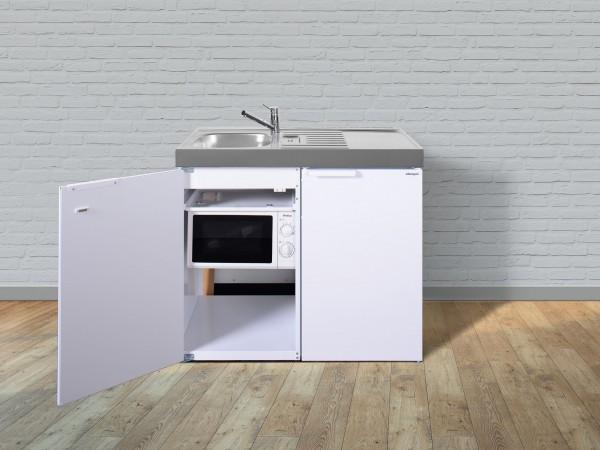 Miniküche Ohne Kühlschrank : MinikÜche mkm kühlschrank ohne kochfeld spüle links