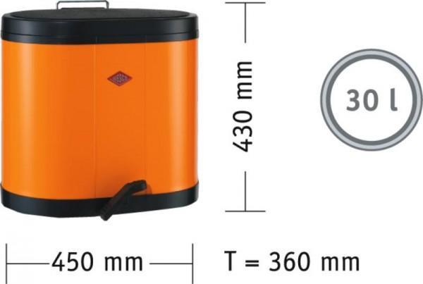 Öko-Sammler 170 Warm Grey - 30 Liter - WESCO