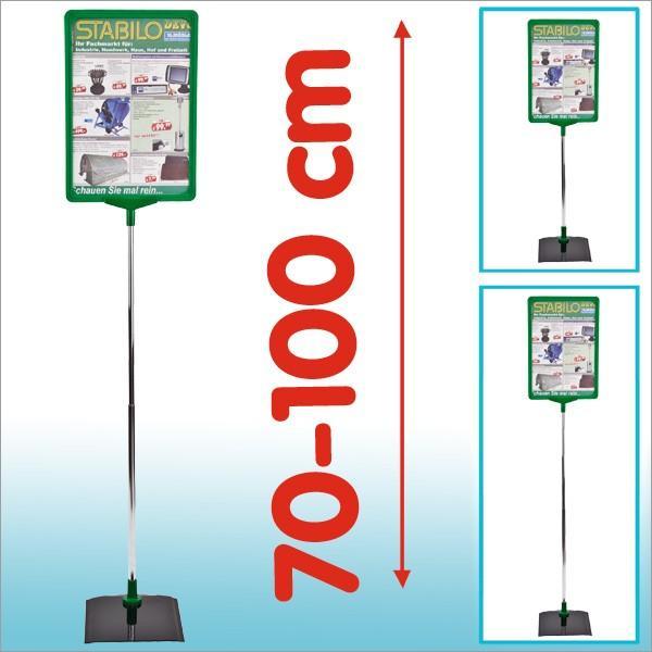 Plakatständer DIN A4 Grün