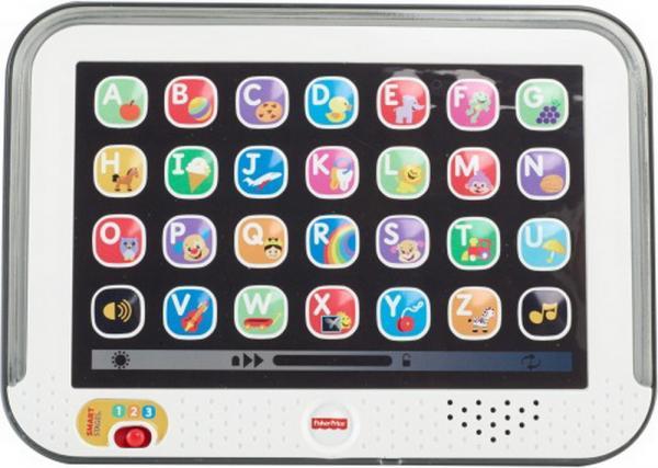 Mattel Fisher-Price Lernspaß Tablet grau, 1 Stück