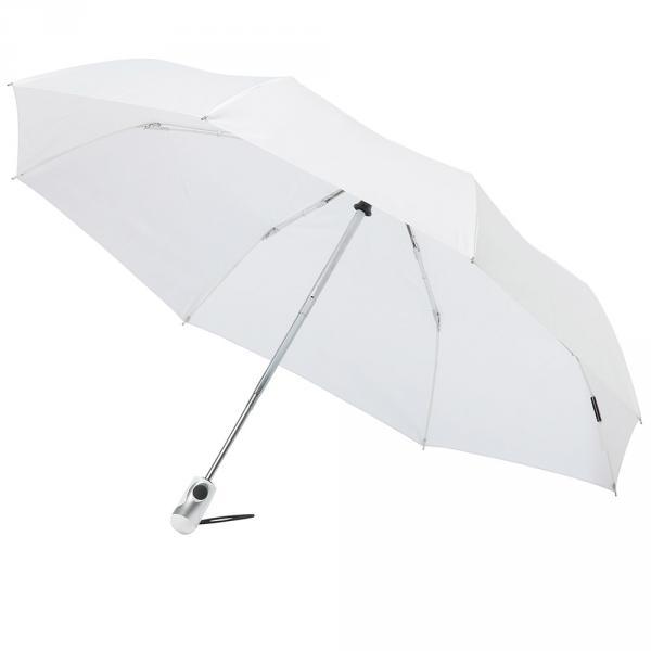 Regenschirm AOC Mini Taschenschirm Alu Schirm Automatik Doppelautomatik Aluminium klein Faltschirm OKTAGON®