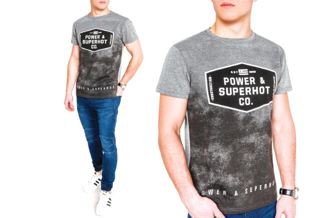 Herren Men Sommer Trend Shirt T-Shirt Print Rundhals Kurzarm T-Shirts - 6,90 Euro