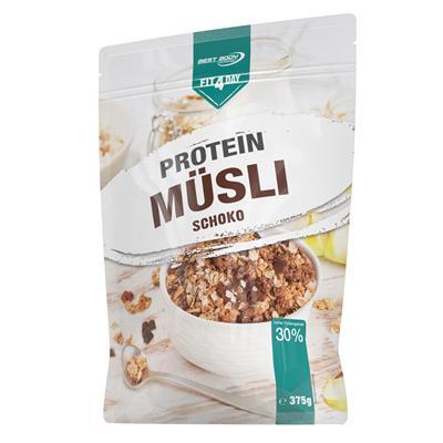 Protein Müsli - Schoko - 375 g Zipp-Beutel - MHD 24.05.2019