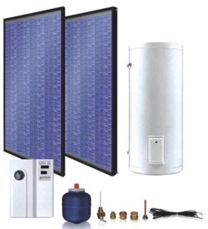 Solarkollektor Solar Panel Haier-PGT 2.0-2