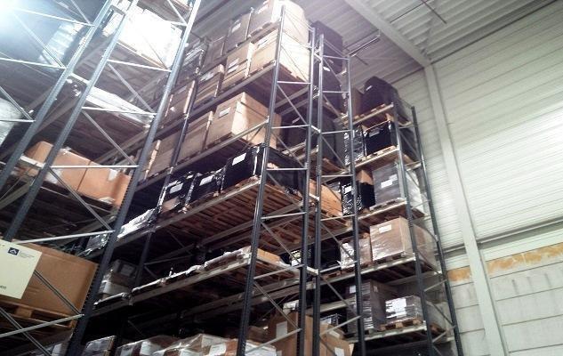 10 LKW - Bürobedarf & Schreibwaren Mischpaletten