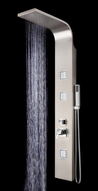 Duschsäule Dusche Kopfbrause Handbrause Brauseschlauch Duschpaneel 7240187