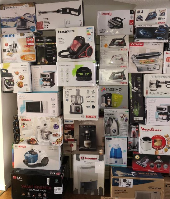 Amazonretourenware, Palettenware , Haushaltsware