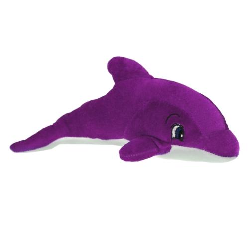 grosser Plüsch Delfin, Meerestier, Zootier, Wildtier, Wassertier, Delphin