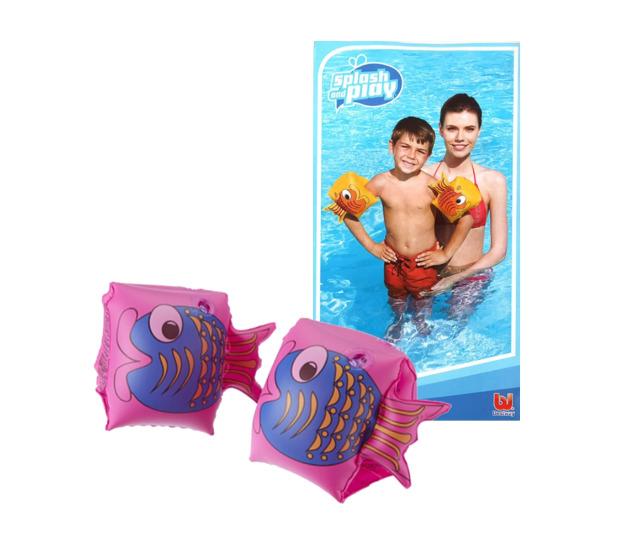 Schwimmflügel friendly fish