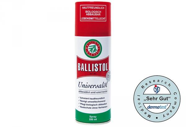 Ballistol-Spray 200 ml, 20 Stück