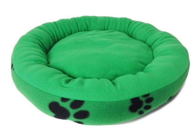 Grüne Hundekörbe / Tierbetten