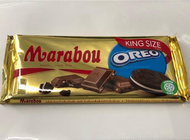 MARABOU OREO KING SITZE 220 g