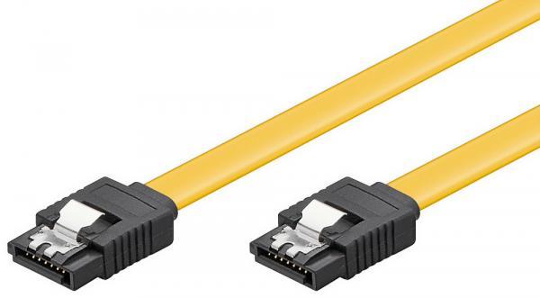 HDD S-ATA Kabel 1.5GBits / 3GBits / 6GBits S-ATA L-Type L-Type 1 m