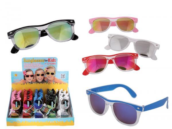 Kinder Sonnenbrillen 7-12 Jahre, 30 er Pack