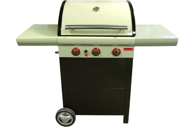 Barbecook Gasgrill Spring 300 Creme