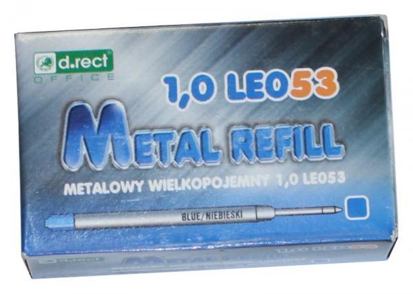 Großraumkugelschreibermine blau Sparpack - 50 Stück