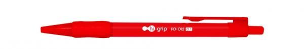 Kugelschreiber, ball point pen, rot Strichstärke: 0,7 mm - 12 Stück