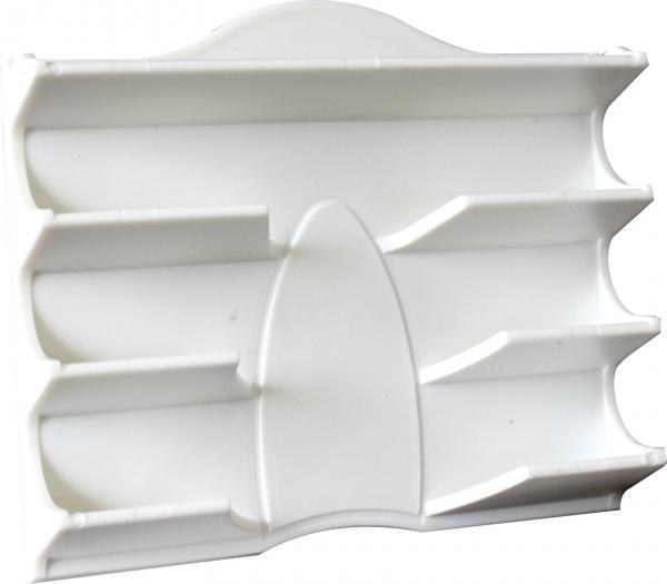 Magnetischer Stiftehalter für Whiteboard-Marker