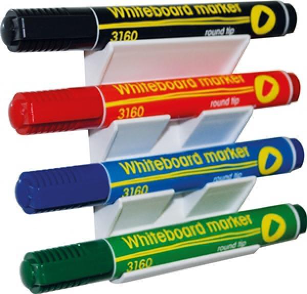Magnetischer Stiftehalter für Whiteboard-Marker economy