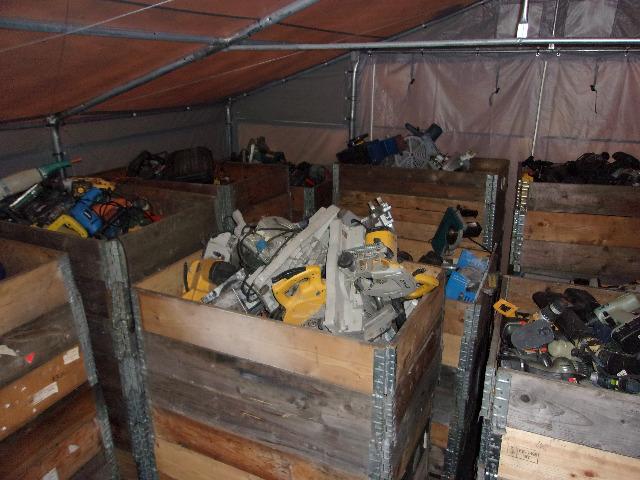 Power Tools Werkzeug per kilogram Bosch Makita DeWalt