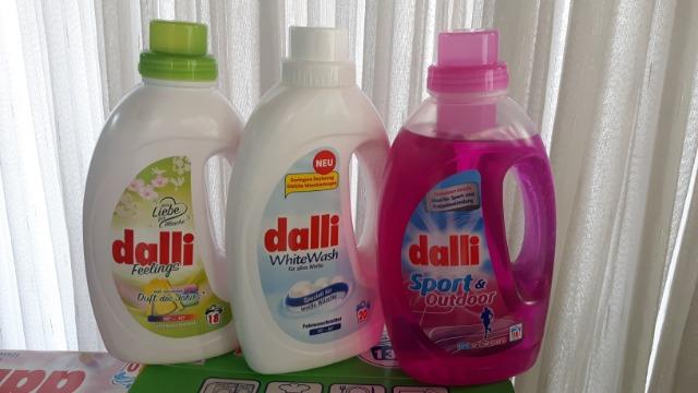 Dalli Black Wash 1 Liter Flüssigwaschmittel