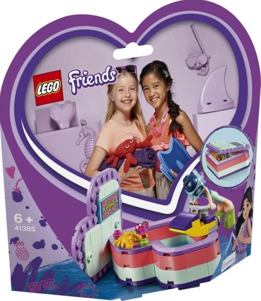 LEGO® Friends Emmas sommerliche Herzbox