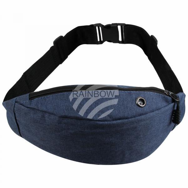 Gürteltasche Hipbag Bauchtasche Bumb Bag Navy blau
