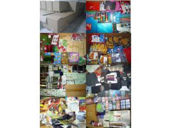 Mixpaletten Haushaltwaren / Kochen / Backen / Textilien / Kurzwaren / Körperpflege / Papierwaren  /