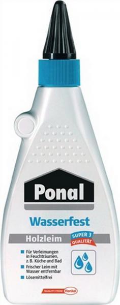 Holzleim Ponal Super 3 PN 10S 550g DIN68602-D3 HENKEL, 10 Stück