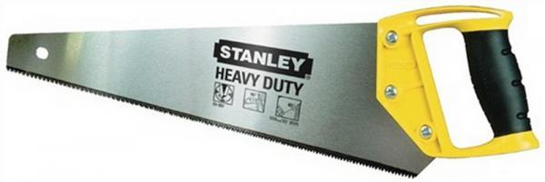 Holzsäge OPP L.500 mm 11 Zähne/Inch ergonomischer Griff aus Bi-Material Stanley