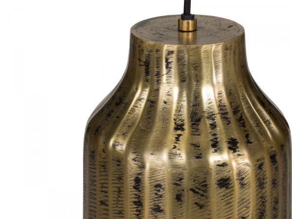 Hängeleuchte Dilara D19x31 Metall goldfarben