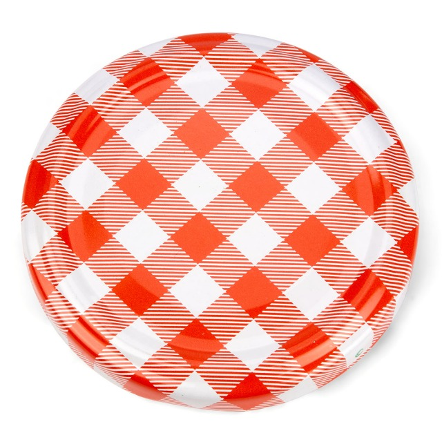 28-330208, Einweckglasdeckel D 66mm, 15er Pack, Schraubdeckel für Einmachglas, Einmachgläser, Einweckglas
