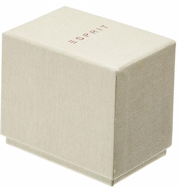 Esprit Uhr Uhren Herrenuhr ES108031003 Leder