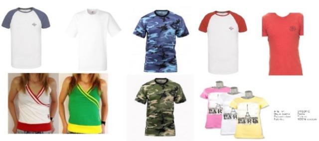 Herren T-Shirt,  Damen T-Shirt, Fantops, Achsel Herrenshirts aus 100% Baumwolle
