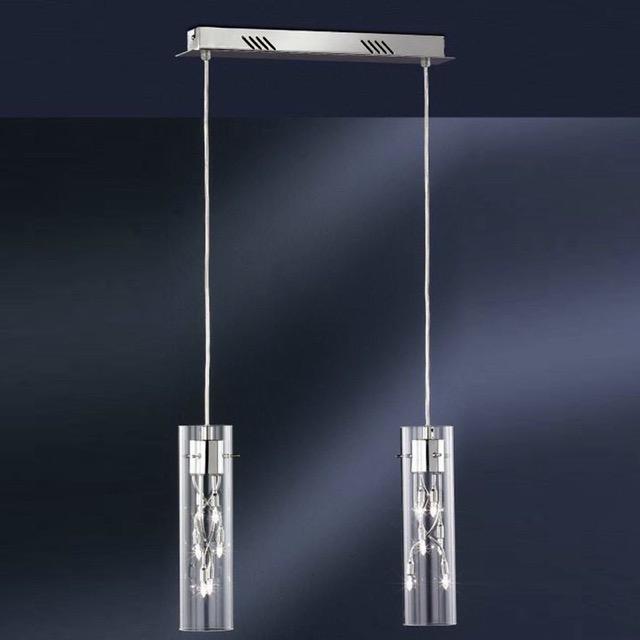 MICHIGAN Pendelleuchte Leuchte Pendel Lampe Deckenleuchte Glas UVP 309€ 2560067