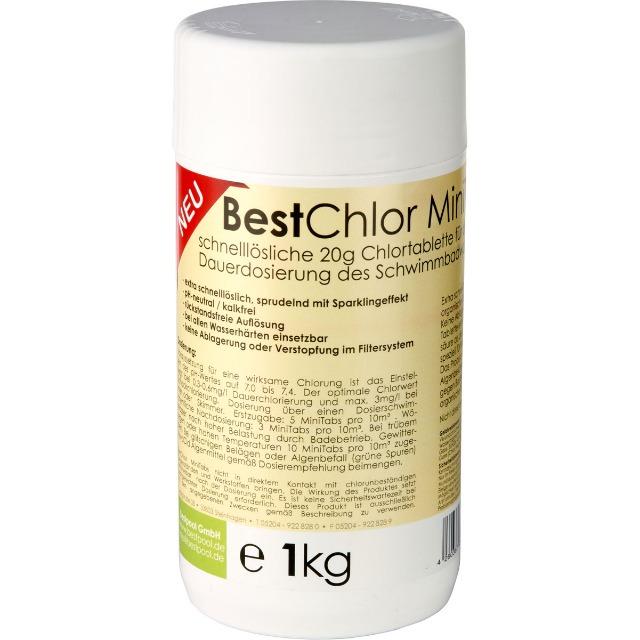 28-733001, Chlortabletten Minitabs 1 kg++++++