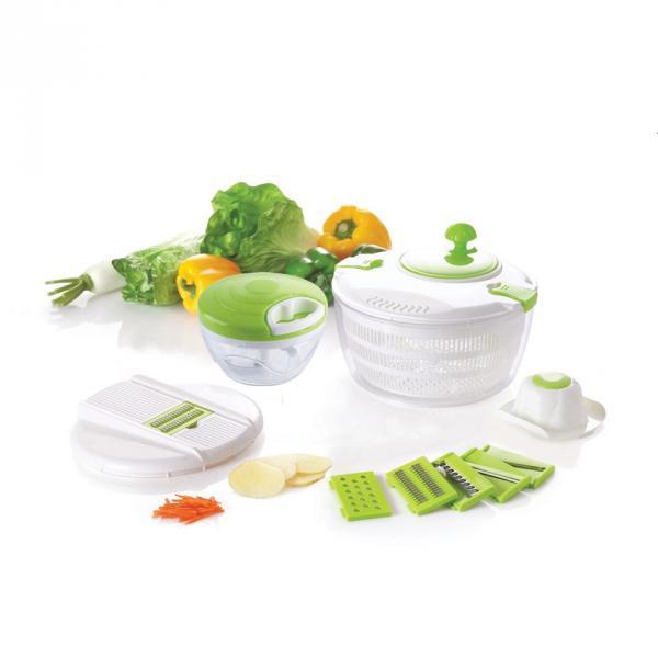 Herzberg HG-5057; Multifunktionaler Salatschüsselsatz?